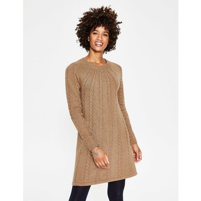 Cynthia Dress Natural Women Boden, Camel