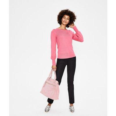 Richmond Trousers Black Women Boden, Black