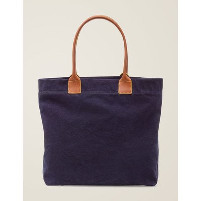 Holywell Tote Bag Navy Women Boden, Navy