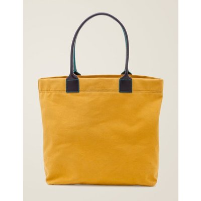 Holywell Tote Bag Yellow Women Boden, Yellow
