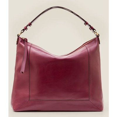 Stamford Shoulder Bag Purple Women Boden, Purple
