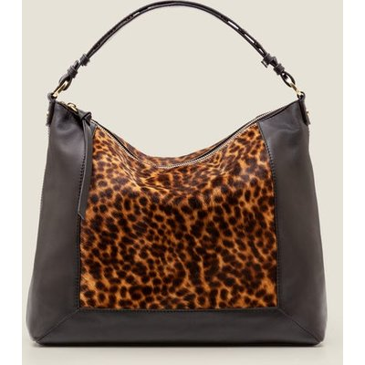 Stamford Shoulder Bag Brown Women Boden, Black