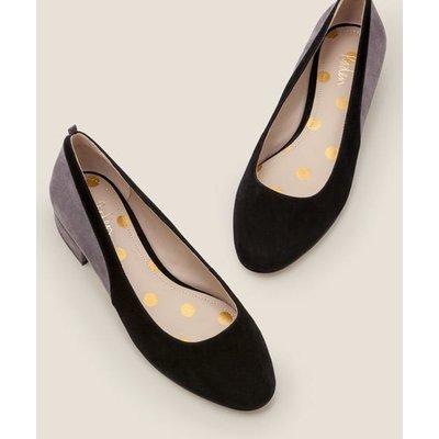 Cathy Low Heels Black Women Boden, Black
