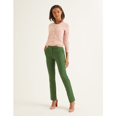 Richmond Trousers Green Women Boden, Green