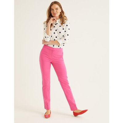 Richmond Trousers Pink Women Boden, Pink