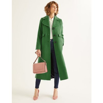 Farleigh Coat Green Women Boden, Green