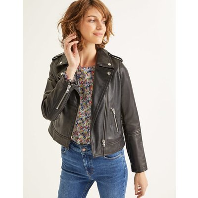 Morleigh Jacket Black Women Boden, Black