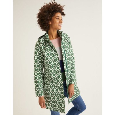 Suki Waterproof Coat Green Women Boden, Green