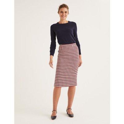 Clara Pencil Skirt Navy Women Boden, Navy