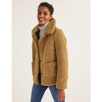 Kemble Coat Natural Women Boden, Camel