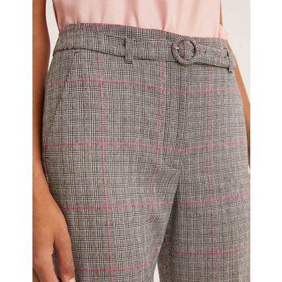 Malden Tweed Trousers Grey Women Boden, Grey