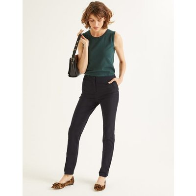 Kensington Trousers Black Women Boden, Black