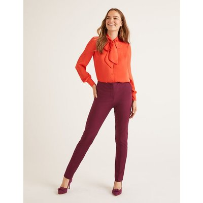 Kensington Trousers Purple Women Boden, Purple