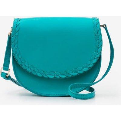 Lingfield Mini Saddle Bag Blue Women Boden, Blue