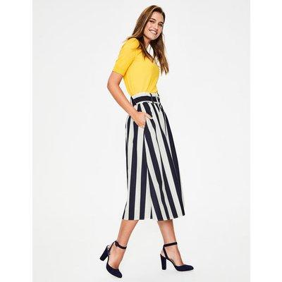 Rebecca Midi Skirt Navy Women Boden, Ivory