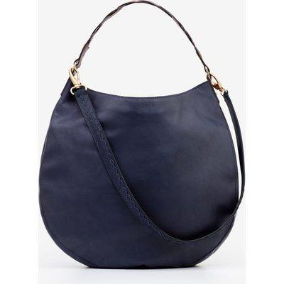 Lingfield Shoulder Bag Navy Women Boden, Navy
