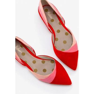 Henrietta Flats Red Women Boden, Red