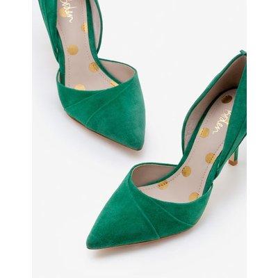 Henrietta Courts Green Women Boden, Green