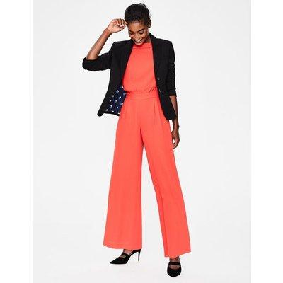 Clarissa Jumpsuit Orange Women Boden, Orange