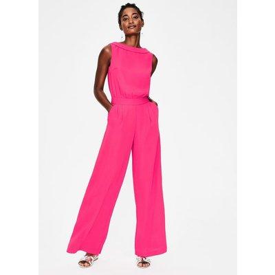 Clarissa Jumpsuit Pink Women Boden, Pink