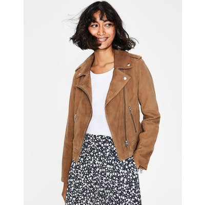 Morleigh Jacket Natural Women Boden, Brown