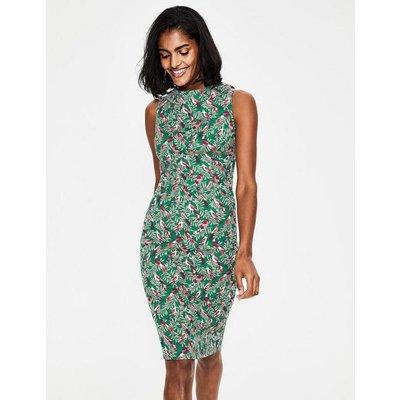 Seam Detail Martha Dress Green Women Boden, Green