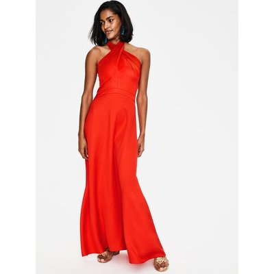 Kiera Maxi Dress Red Women Boden, Red