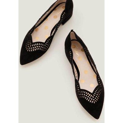 Esme Low Heels Black Women Boden, Black