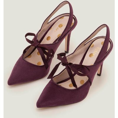 Katrina Heels Purple Women Boden, Purple