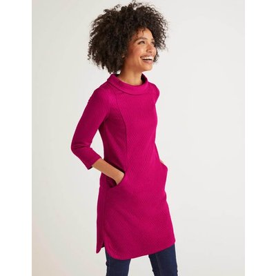 Andrea Jacquard Tunic Pink Women Boden, Pink