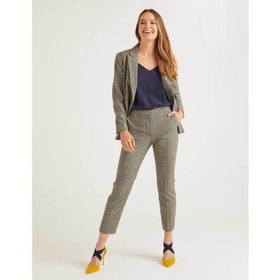 Fawcett Trousers Yellow Women Boden, yellow