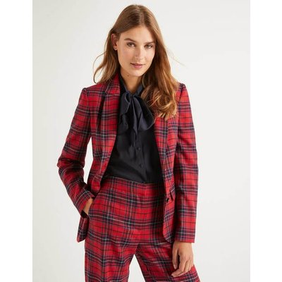 Inverness Blazer Navy Women Boden, Navy