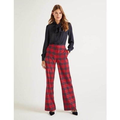 Inverness Trousers Navy Women Boden, Navy