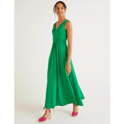 Sienna Jersey Maxi Dress Green Women Boden, Green