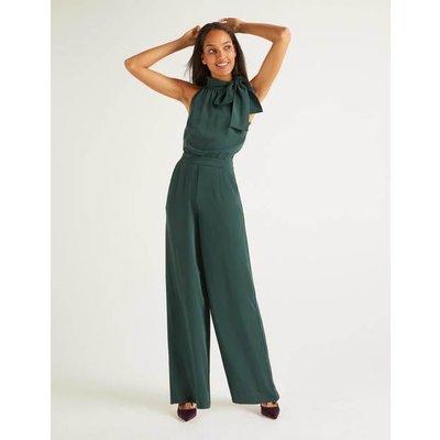 Angelica Jumpsuit Green Women Boden, Green
