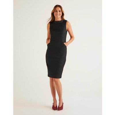 Seam Detail Martha Dress Black Women Boden, Black