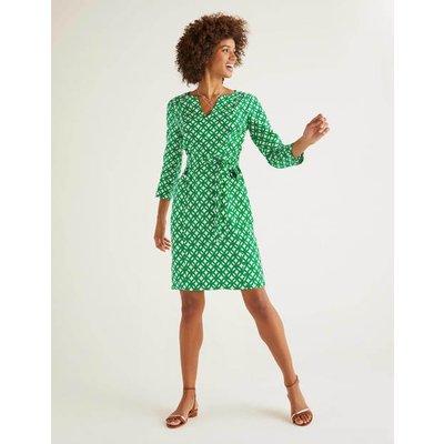 Kelsey Linen Tunic Green Women Boden, Green