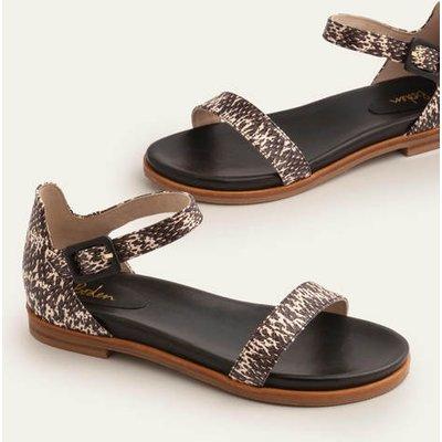 Katie Comfort Sandals Black Women Boden, Black