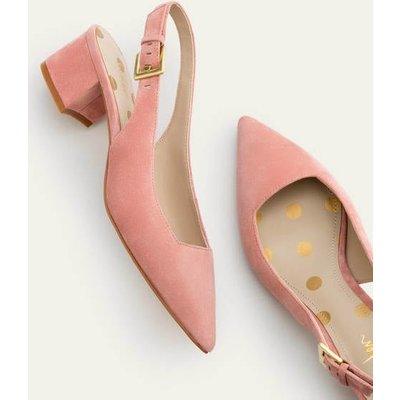 Nadine Slingback Heels Pink Women Boden, Pink