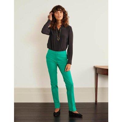 Richmond Trousers Green Women Boden, Green