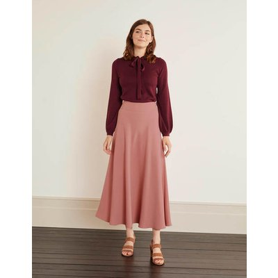 Stackpole Midi Skirt Dusty Rose Women Boden, Dusty Rose