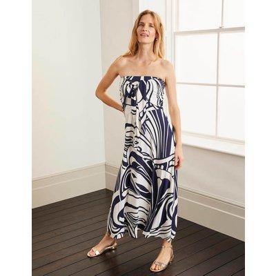 Lilah Maxi Multiway Dress Navy Women Boden, Navy