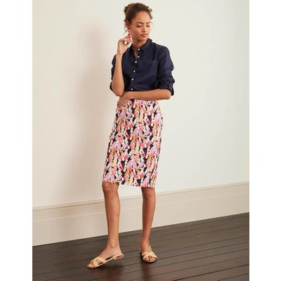 Gabriella Pencil Skirt Pink Women Boden, Camel