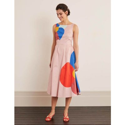Philomina Dress Pink Women Boden, Pink
