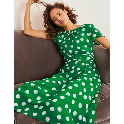 Carey Dress Green Women Boden, Green