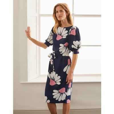 Olwen Dress Blue Women Boden, Blue