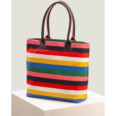 Holywell Tote Bag Multi Women Boden, Multicouloured