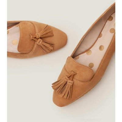Violet Flats Brown Women Boden, Camel