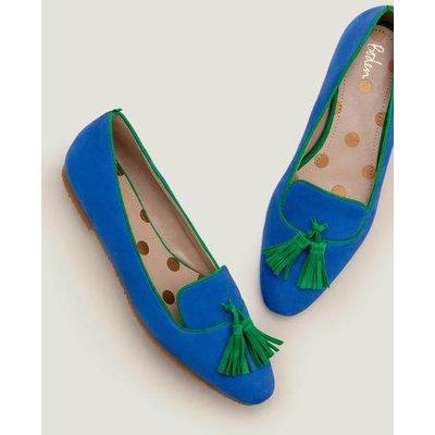 Violet Flats Blue Women Boden, Blue