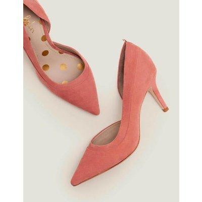 Sophia Mid Heels Pink Women Boden, Pink